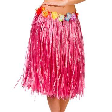 Hula Skirt / 60cm  / Pink