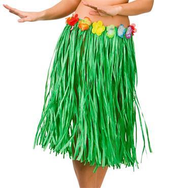 Hula Skirt / 60cm / Green