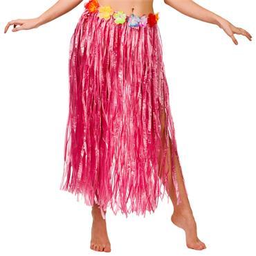 Hula Skirt / 80cm / Pink (Plus Size)