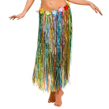 Hula Skirt / 80cmn (Plus Size)