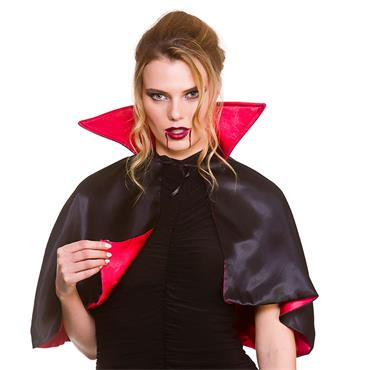 Deluxe Lined Mini Vampire Cape