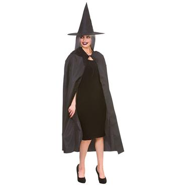 Wicked Witch Cape & Hat
