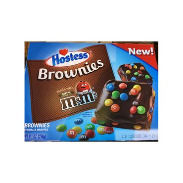 Hostess M&M Brownie (Single)