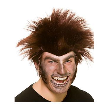 Midnight Werewolf Wig