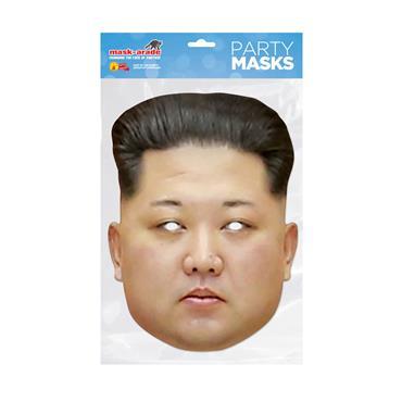 Kim Jong Cardboard Mask