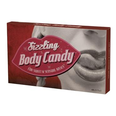 Sizzling Body Candy