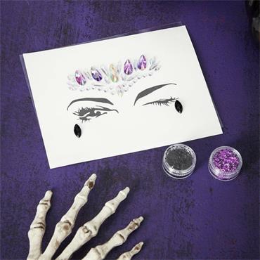 Glitter & Face Gems