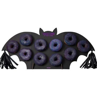 Bat Donut Stand