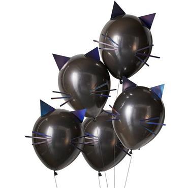 Cat Latex Balloons