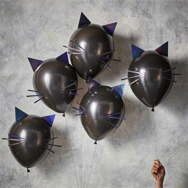 Cat Latex Balloons