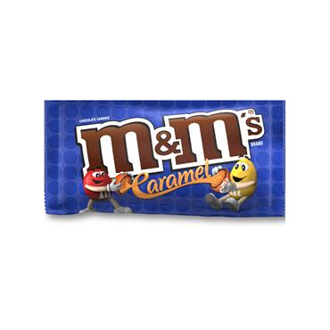 M & M's Caramel Sweets