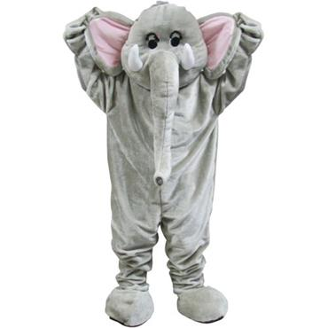 Elephant Mascot Coldplay Costume