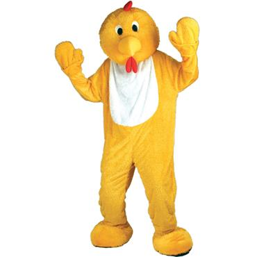Yellow Chicken Mascot Costume (Easter)