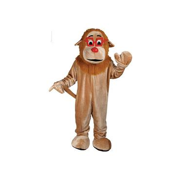 Cartoon Lion Costume