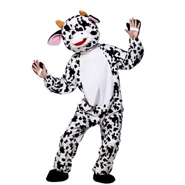 Cow Animal Mascot Costume