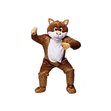 Tiger Animal Mascot Costume
