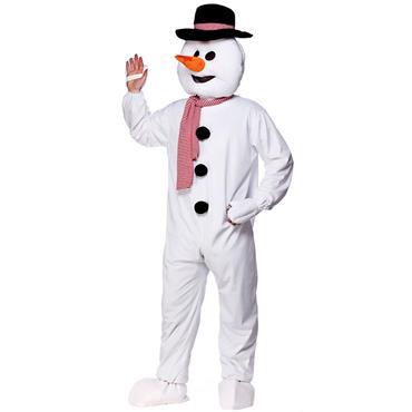 Snowman Mini Mascot Costume