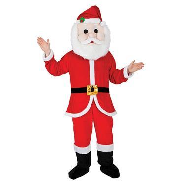 Santa Mini Mascot Costume