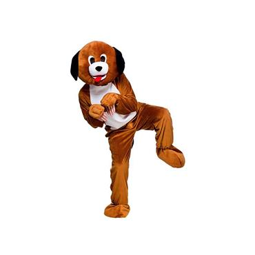 Puppy Dog Animal Mascot Costume