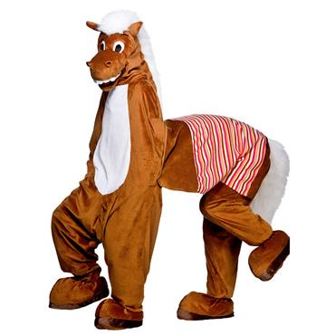 Panto Horse Costume (2 Man Pontomime Horse)