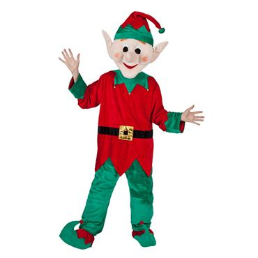 Elf / Santa Helper Mascot Costume