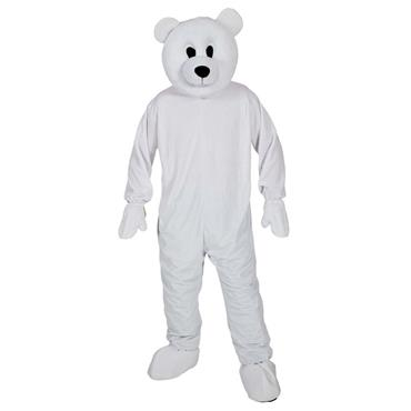 Cool Polar Bear Mini Mascot Costume