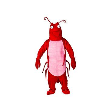 Larry the Lobster Mascot