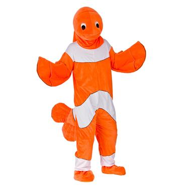 Clown Fish Nemo Mascot