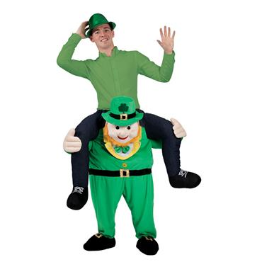 Carry Me Mascot - Leprechaun