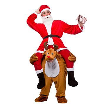 Carry Me Mascot - Reindeer