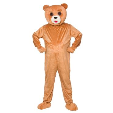 Mascot - Funny Teddy