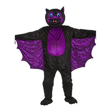 Mascot- Scary Bat