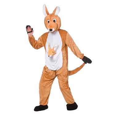 Mascot- Kangaroo