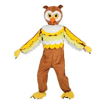 Mascot- Owl