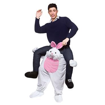 Carry Me Mascot - Bunny Rabbit