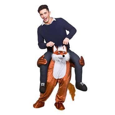 Carry Me Mascot - Fantastic Fox