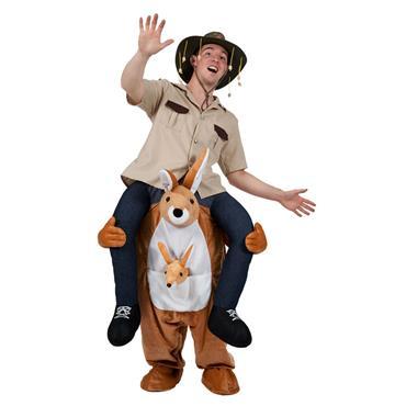 Carry Me Mascot - Kangaroo