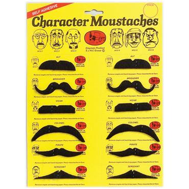 Black Moustaches