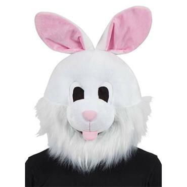 Bunny Head Mascot (Easter)