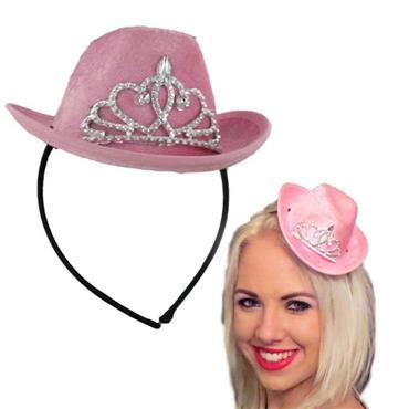 MINI COWBOY HAT