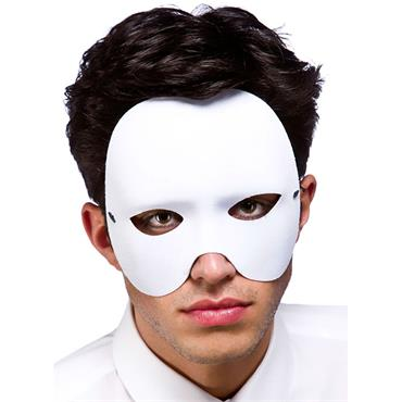 Phantom Eyemask - White