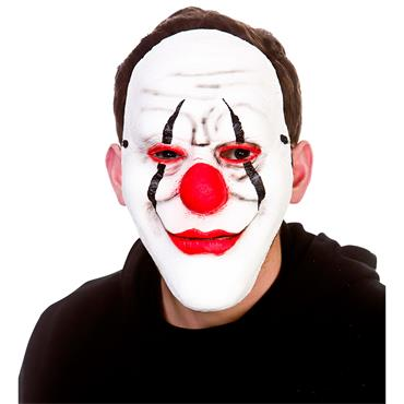 Foam Mask - Killer Clown
