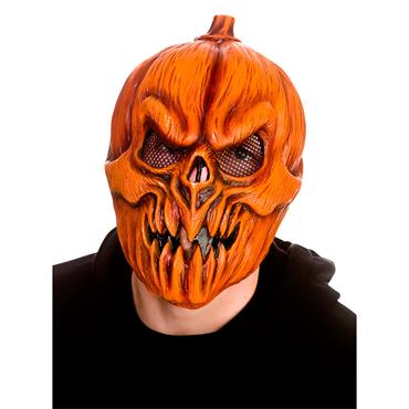 Latex Mask - Killer Pumpkin