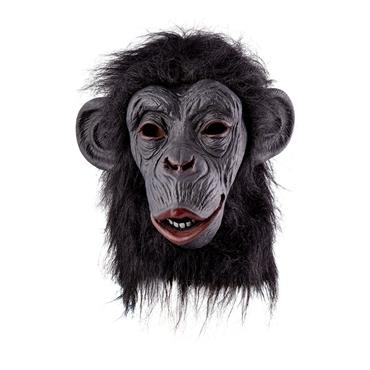Latex Mask - Gorilla