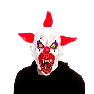 Latex Mask - Cannibal Clown