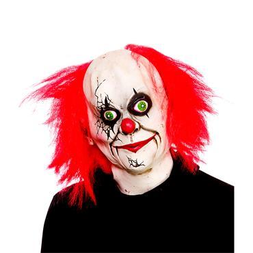 Latex Mask - Creepy Clown