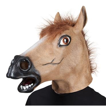 Latex Mask - Horse