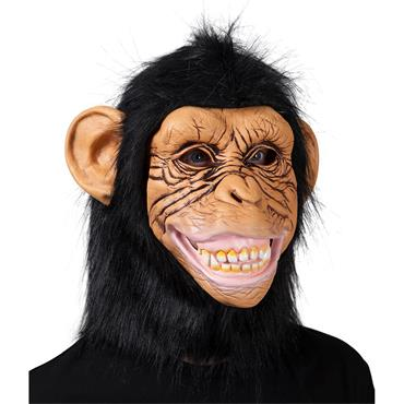 Latex Mask - Chimp