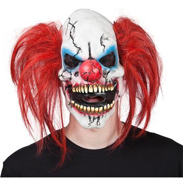 Latex Mask - Freaky Clown