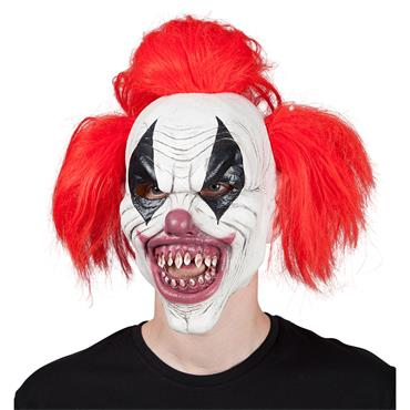 Latex Mask - Killer Clown